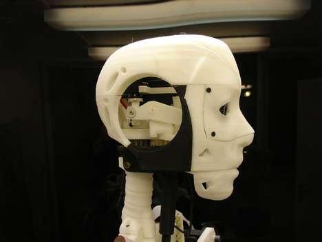 3D-Printed Robots - InMoov by Gael Langevin is an Open Source Design for Anyone's Use