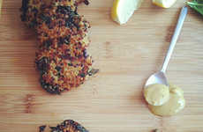 Grainy Dessert Bites - Joy the Baker's Kale and Quinoa Cakes Are Sweet Healthy Alternatives