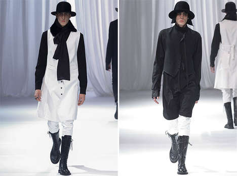 Ann Demeulemeester Fall/Winter 2013