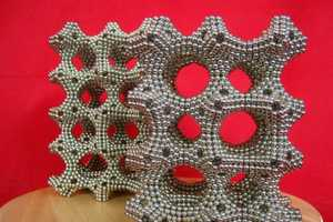 Nanodot Magnets Will Have You Thinking Outside of the Building Box