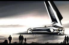 Tremendous Terrestrial Sailboats