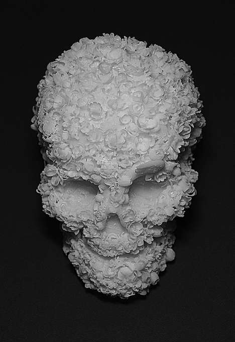 leather skull
