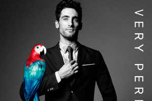 The Perry Ellis Spring/Summer 2013 Campaign is Color-Accented