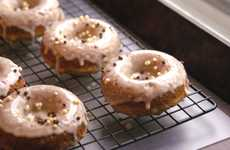 These Donuts Fuse Scrumptiously Sweet Bread into a Glazed Confection