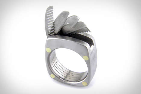 Titanium Utility Ring