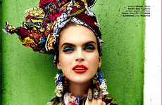 Tropical Exuberance Editorials