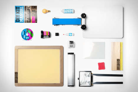 DIY Print Shop Kits