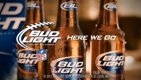 bud light super bowl commercials