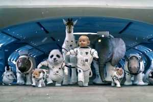 This Super Bowl Kia Commercial Positions Babies as Astronauts