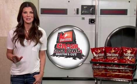 super bowl commercial contest