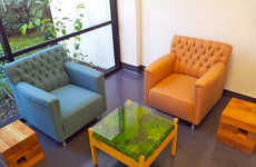 Refreshingly Lush Furniture