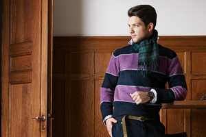 The GANT By Michael Bastian Fall 2013 Menswear Collection is Conservative