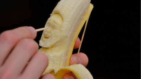 Banana Sculpting