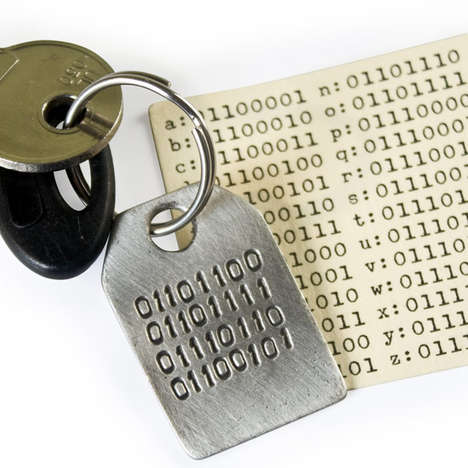 binary key ring