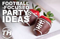 Football-Focused Party Ideas