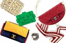 The Chanel Spring Summer 2013 Accessories Line Gets You Summer Ready