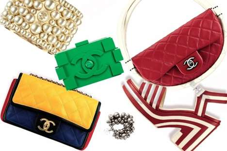 chanel spring summer 2013 accessories