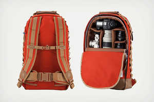 The Poler Excursion Pack Keeps a Camera and Lens Safe and Secure