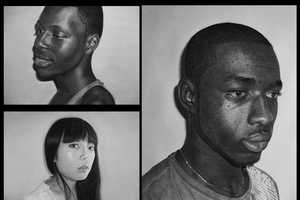 Kelvin Okafor Draws Portraits Too Realistic to be True
