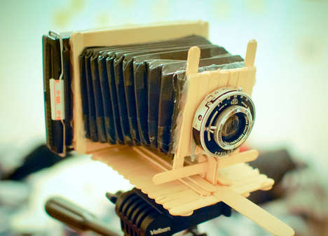 popsicle stick polaroid