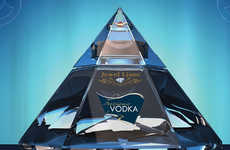 Precious Vodka Jewel Lines is Made for the Most Exclusive