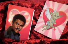 Sci-Fi Greeting Cards - Show your Affection with a Star Wars Valentine's Day Card