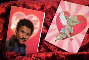 Show your Affection with a Star Wars Valentine's Day Card