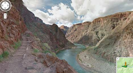 Google Grand Canyon Maps