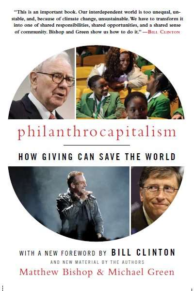 Philanthrocapitalism