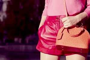The Louis Vuitton The Mini Icons Film Showcases Small Bags