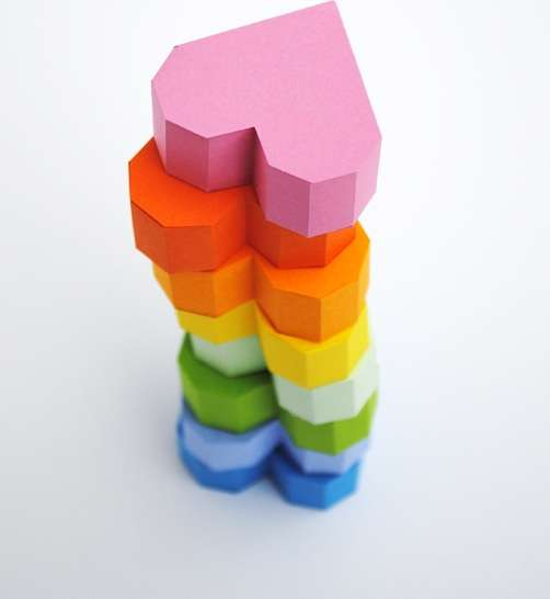 DIY Love Origami