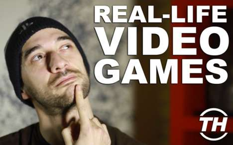 Real-Life Video Games - Andrew Sztein Reveals Waterloo Labs&#8217; Recreation of Mario Kart in Real 