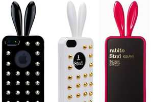The Studded Rabito Case is Tough, Quirky and Super Kawaii