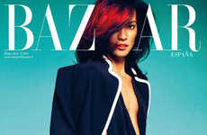 45 Harpers Bazaar Cover Shoots