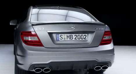 Remapped Engine Vehicles - The 2014 Mercedes-Benz C63 AMG Edition 507 is Magnificent
