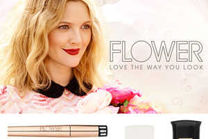Drew Barrymore Presents Economical Makeup