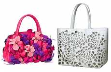 Punchy Exotic Skin Handbags