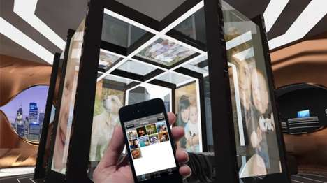 Hi-Tech Interactive Hotels - The ITH Room Xperience by Serrano Brothers is Futuristically Creative