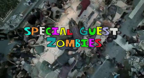 Walking Dead Sitcom