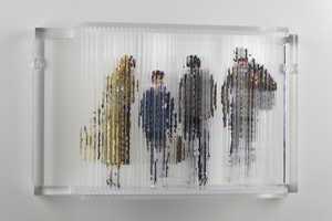 Artist Chris Dorosz Brings Acrylic to Life in His Stunning Work