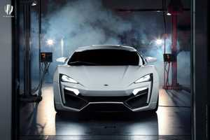The W Motors 'Lykan' is the World's Most Expensive Car