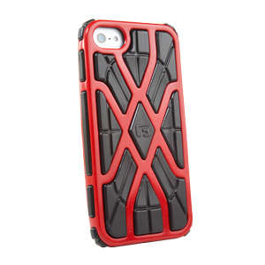 Impact-Proof Cellular Cases - The G-Form XTREME iPhone 5 Case Protects Against Any Sudden Shock