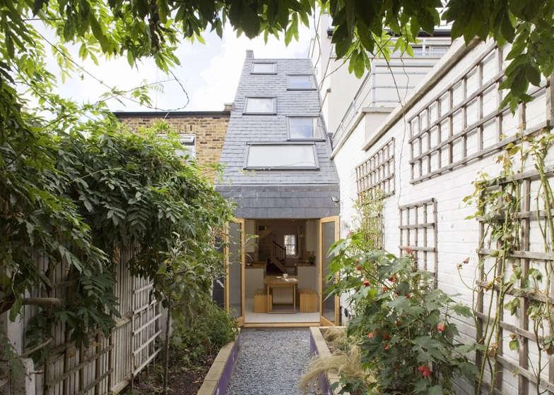 Two-Meter-Wide Dwellings