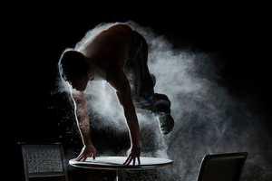 The Ben Franke Parkour Motion Images Capture Athletes Mid-Air