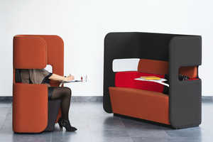 Podseat & Podsofa Provide Privacy and Comfort to the Waiting Burden