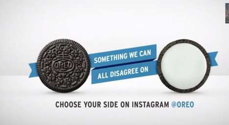 Creamy Cookie Quarrel Commercials - This Oreo Super Bowl Commercial Gets Rough Fast
