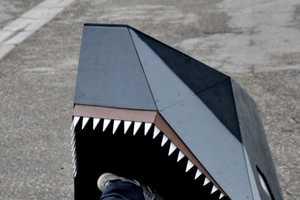 The Monsta Flipper Installation Introduces Aquatic Street Art