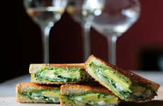 This Green Goddess Grilled Cheese Will Excite and Satisfy Hunger