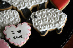 The Life's a Batch I Love Ewe Cookies Have a Double Meaning
