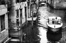 Seductive Venetian Photoshoots